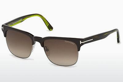 Sonnenbrille Tom Ford Louis (FT0386 48K) - Braun