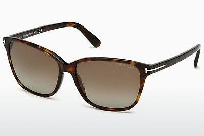 Sonnenbrille Tom Ford Dana (FT0432 52H) - Braun, Dark, Havana