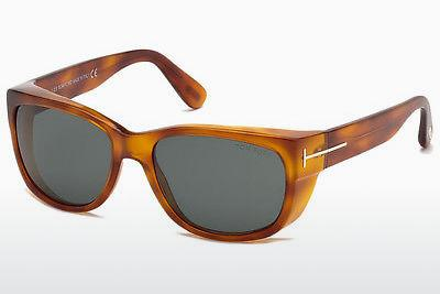 Sonnenbrille Tom Ford FT0441 53N - Havanna, Yellow, Blond, Brown