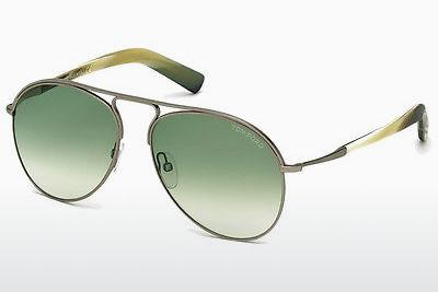 Sonnenbrille Tom Ford Cody (FT0448 14P) - Grau, Shiny, Bright