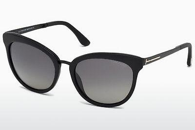 Sonnenbrille Tom Ford FT0461 02D - Schwarz, Matt