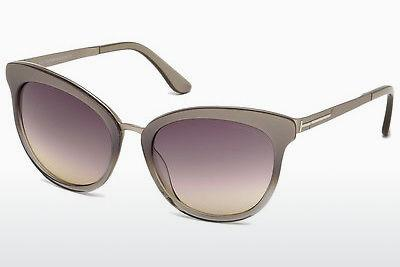 Sonnenbrille Tom Ford FT0461 59B - Horn, Beige, Brown