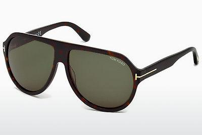 Sonnenbrille Tom Ford FT0464 52N - Braun, Dark, Havana