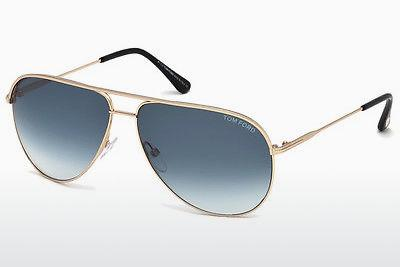 Sonnenbrille Tom Ford FT0466 29P - Gold
