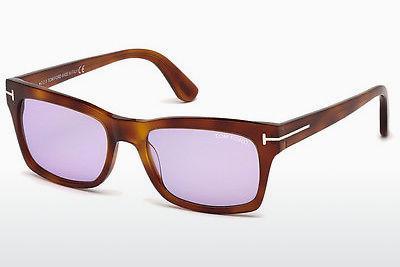 Sonnenbrille Tom Ford FT0494 53Y - Havanna, Yellow, Blond, Brown