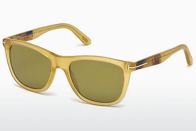 Sonnenbrille Tom Ford Andrew (FT0500 41N) - Gelb