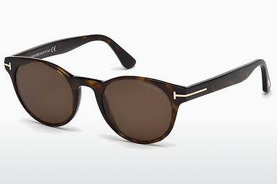 Sonnenbrille Tom Ford Palmer (FT0522 52E) - Braun, Dark, Havana