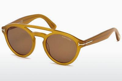 Sonnenbrille Tom Ford Clint (FT0537 41E) - Gelb