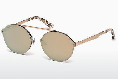 Sonnenbrille Web Eyewear WE0181 34G - Bronze, Bright, Shiny
