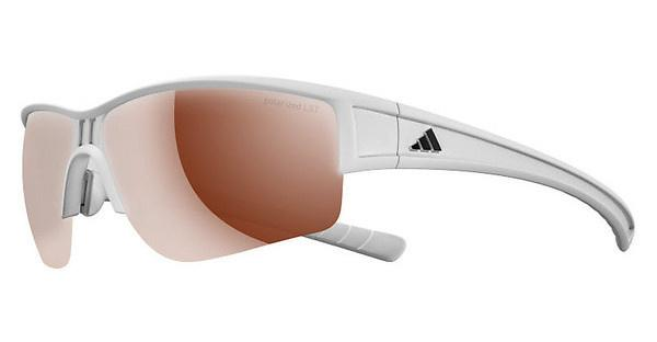 Adidas A411 6063 LST polarized silver H+white
