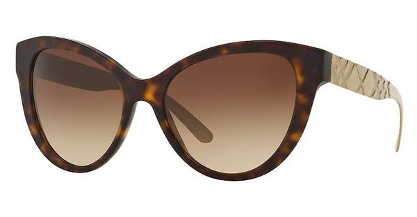 Burberry   BE4220 353613 GRADIENT BROWNMATTE DARK HAVANA