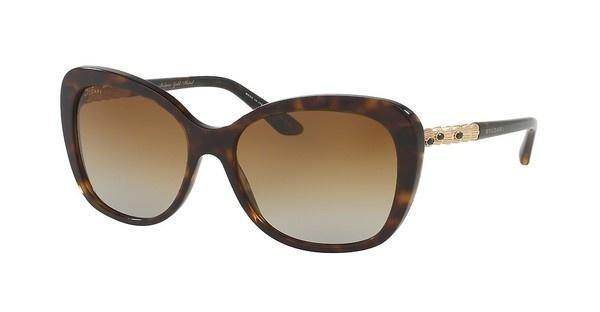 Bvlgari   BV8179KB 5193T5 POLAR BROWN GRADIENTDARK HAVANA