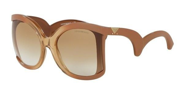 Emporio Armani EA4083 554513 BROWN GRADIENTBISCUIT GRADIENT