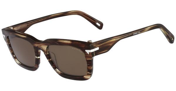 G-Star RAW GS600S FAT DEXTER 201 STRIPED BROWN