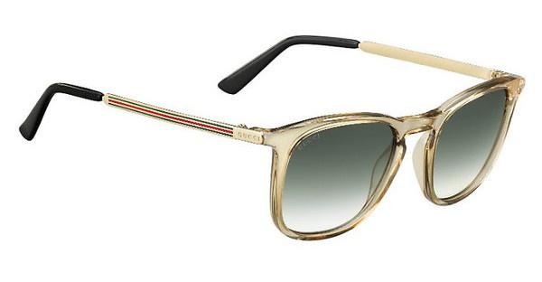 Gucci GG 1130/S VKW/9K GREEN SHADEDBEIGE GD