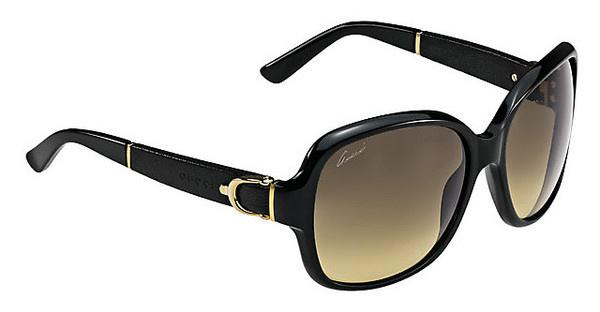 Gucci GG 3638/S 75Q/ED BROWN DSBLKLEATHE