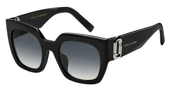 Marc Jacobs MARC 110/S 807/9O DARK GREY SFBLACK