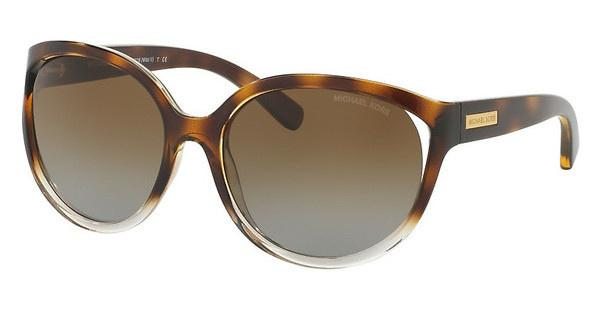 Michael Kors MK6036 3125T5 BROWN GRADIENT POLARIZEDTORTOISE CLEAR/TORTOISE