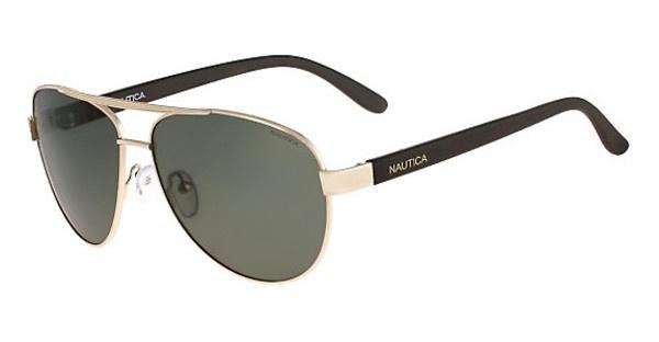 Nautica N4607SP 717 SHINY GOLD