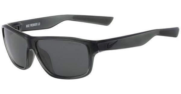 Nike   NIKE PREMIER 6.0 P EV0790 016 CRYSTAL MERCURY GREY/MATTE BLACK WITH GREY Polarized LENS