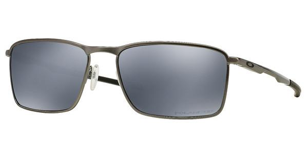 Oakley   OO4106 410602 BLACK IRIDIUM POLARIZEDLEAD