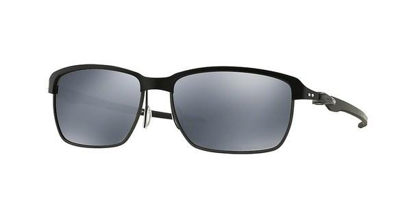 Oakley OO6018 601802 BLACK IRIDIUM POLARIZEDSATIN BLACK/ STEEL