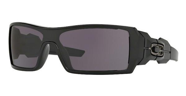 Oakley OO9081 03-460 WARM GREYPOLISHED BLACK