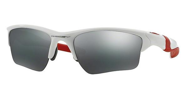 Oakley OO9154 915423 BLACK IRIDIUMPOLISHED WHITE