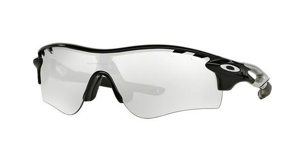 Oakley OO9181 918136 CLEAR BLK IRD PHOTO ACTIVATEDPOLISHED BLACK