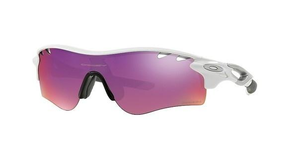 Oakley OO9181 918140 PRIZM ROADPOLISHED WHITE