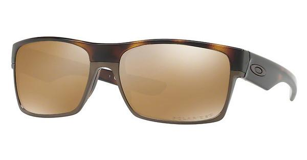 Oakley OO9189 918917 TUNGSTEN IRIDIUM POLARIZEDPOLISHED BROWN TORTOISE