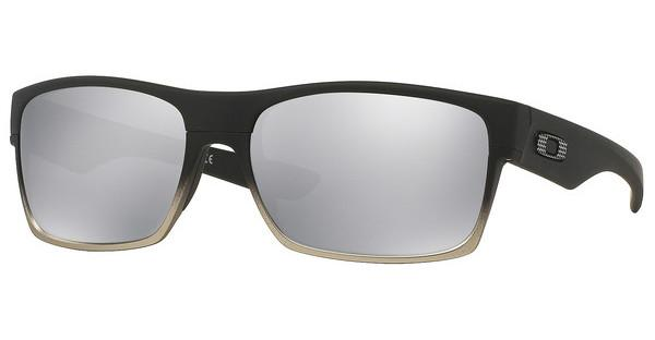 Oakley OO9189 918930 CHROME IRIDIUMMATTE BLACK