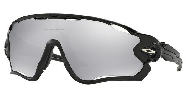 Oakley OO9290 929019 CHROME IRIDIUM VENTEDPOLISHED BLACK