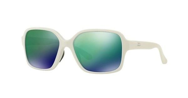 Oakley OO9312 931207 JADE IRIDIUMPOLISHED WHITE