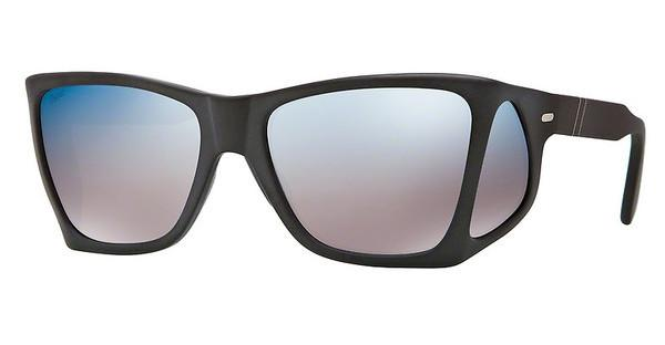 Persol PO0009 900/O4 BROWN MIRROR BLUMATTE BLACK