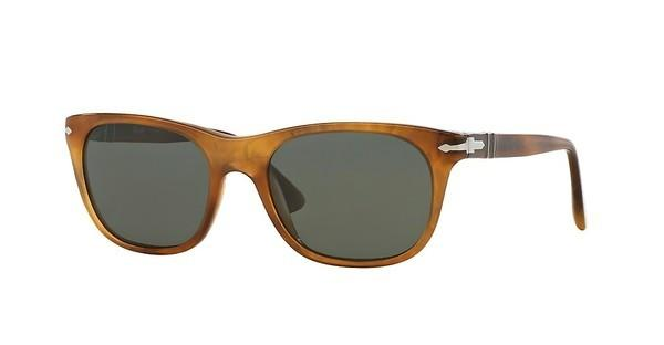 Persol PO3102S 101858 POLAR GREENLIGHT STRIPPED HAVANA