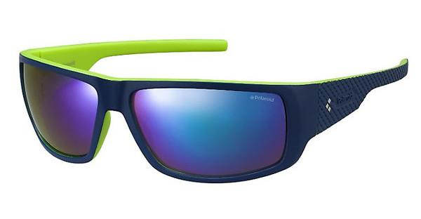 Polaroid Sports   PLD 7006/S RNB/K7 GREEN SP PZBLUE GRN