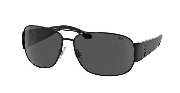 Polo PH3063 903887 GRAYMATTE BLACK