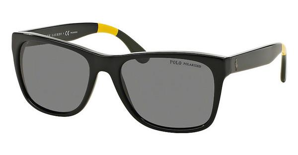 Polo PH4106 556781 POLAR GREYSHINY BLACK