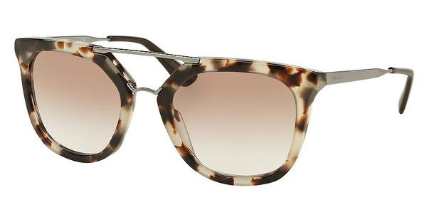 Prada PR 13QS UAO1L0 BROWN GRADIENTSPOTTED OPAL BROWN