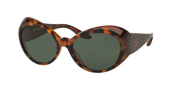 Ralph Lauren RL8139 557871 GREENTOP HAVANA SPOTTY ON RED HAVAN