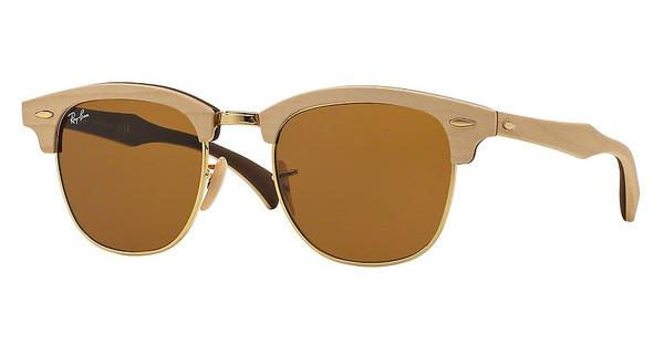 Ray-Ban RB3016M 1179 BROWNMAPLE RUBBER BROWN