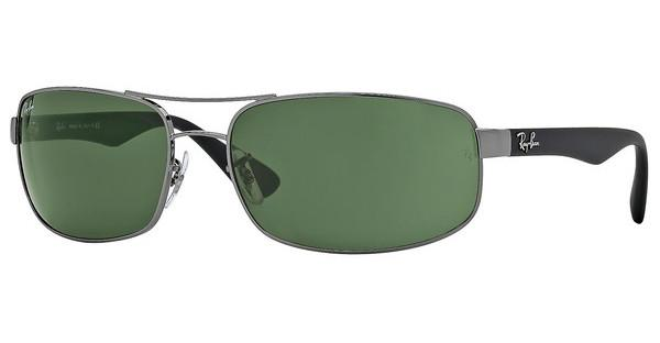 Ray-Ban RB3445 004 CRYSTAL GREENGUNMETAL