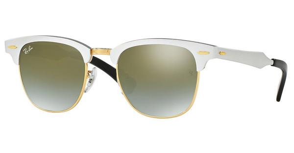 Ray-Ban   RB3507 137/9J GREEN FLASH GRADIENTBRUSHED SILVER