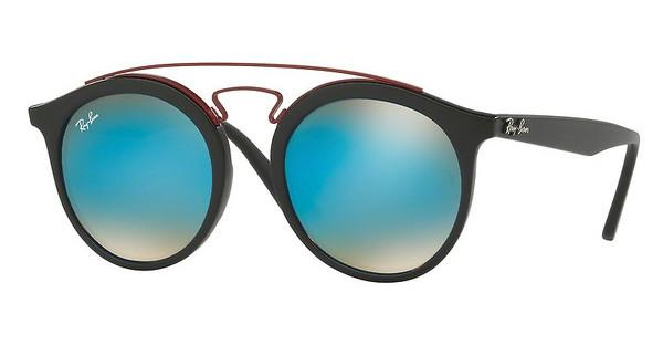 Ray-Ban   RB4256 6252B7 MIRROR GRADIENT BLUEMATTE BLACK