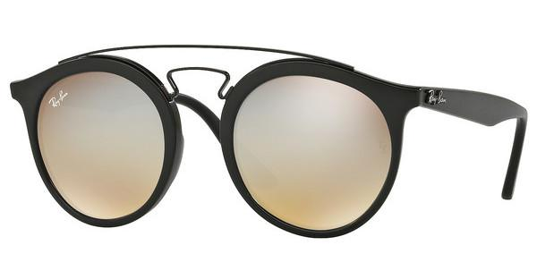 Ray-Ban RB4256 6253B8 MIRROR GRADIENT GREYMATTE BLACK