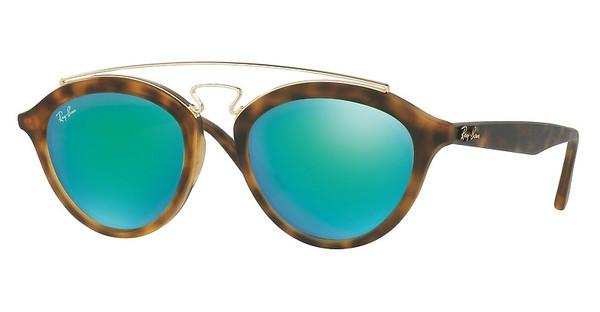 Ray-Ban RB4257 60923R GREEN MIRROR GREENMATTE HAVANA