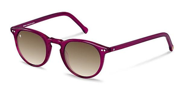 Rocco by Rodenstock RR301 A sun protect brown gradient - 77%pink