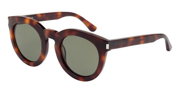 Saint Laurent SL 102 002 GREENHAVANA, HAVANA