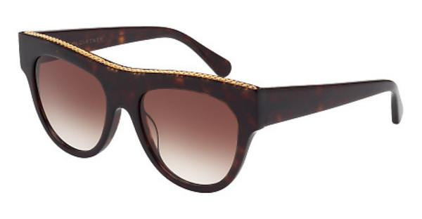 Stella McCartney SC0017S 002 BROWNAVANA